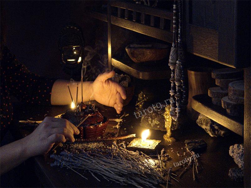 Услуги гадалки в Красноярске
