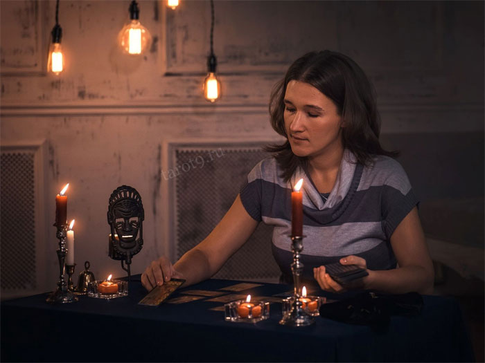 Гадалка Людмила маг, экстрасенс, таролог